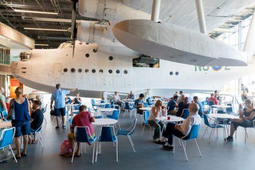 The Royal Air Force Museum (RAF Museum), London © RAF Museum