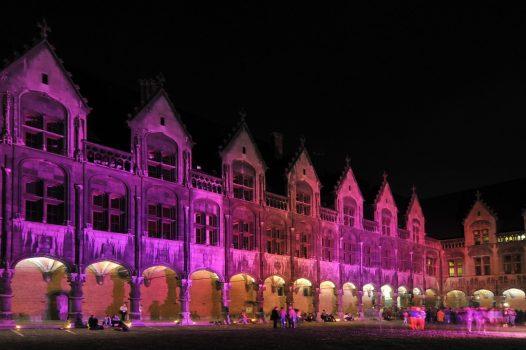 Liege, Belgium - Palais des P-E