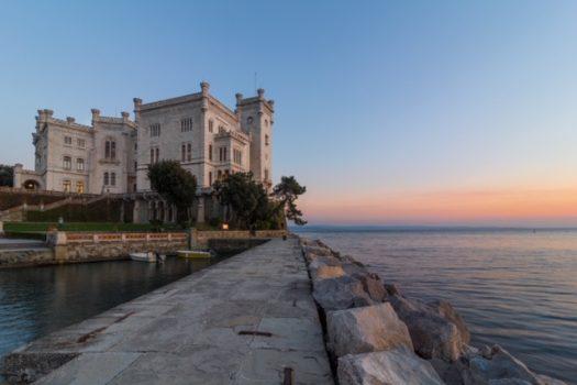 Miramare Castle Friuli Venezia Giulia