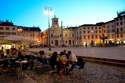 Udine, Friuli Venezia Giulia, Italy
