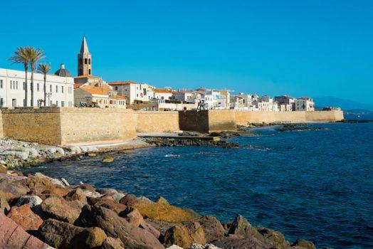 Northern Sardinia, Italy - Alghero (NCN)