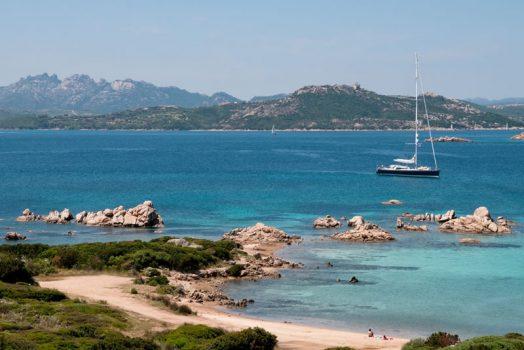 Northern Sardinia, Italy - La Maddalena Island (NCN)