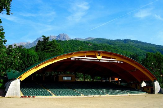 Sordevolo, Italy - Passion Play - Amphitheater