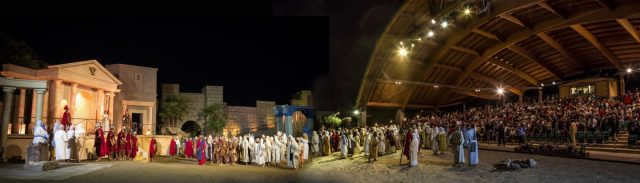 Sordevolo, Italy - Passion Play