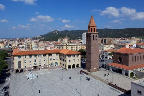 South West Sardinia, Italy - Carbonia (NCN)