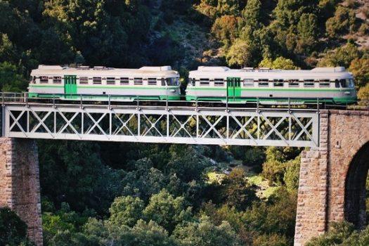 South West Sardinia, Italy - Little Green Train