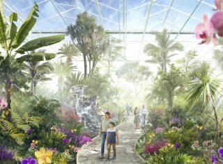 Floriade, Amsterdam, Almere, Netherlands - 4. Floriade_Greenhouse - Courtesy of floriade.com