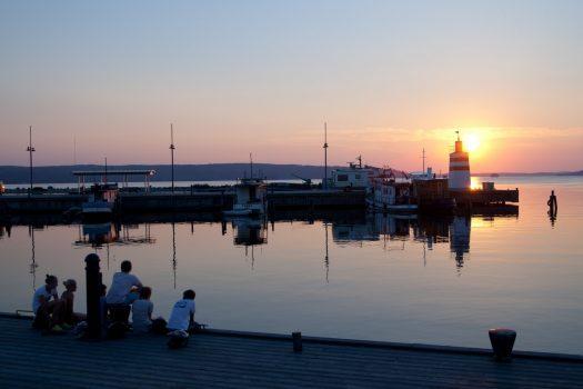 Finland - Lahti Harbour (2) © VisitLahti
