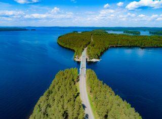 Finland - Lake Päijänne (2) © VisitLahti