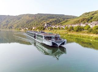 Brabant cruising the Middle Moselle Valley © Fred. Olsen Cruise Lines