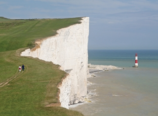 Eastbourne, East Sussex - Beachy Head © Eastbourne Tourism Department