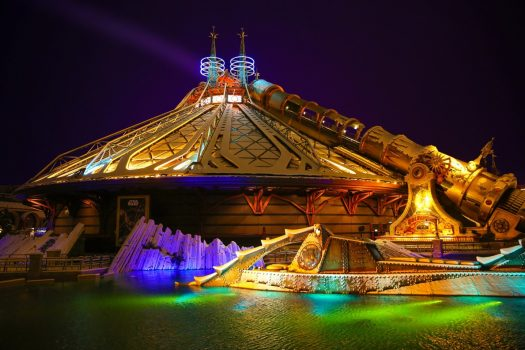 Star Wars™ Hyperspace Mountain - Discoveryland
