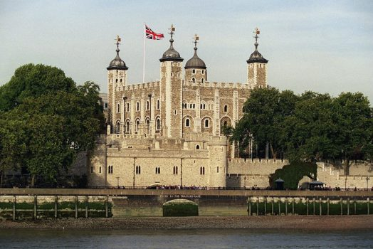 Tower of London, London - The White Tower from the south west (5728) © Historic Royal Palaces, Richard Lea-Hair