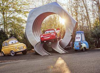 Cars Road Trip - Walt Disney Studios® Park