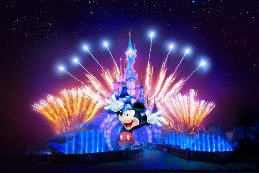 Disney Illuminations ©Disney