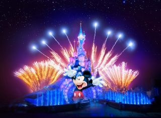 Disney Illuminations! ©Disney