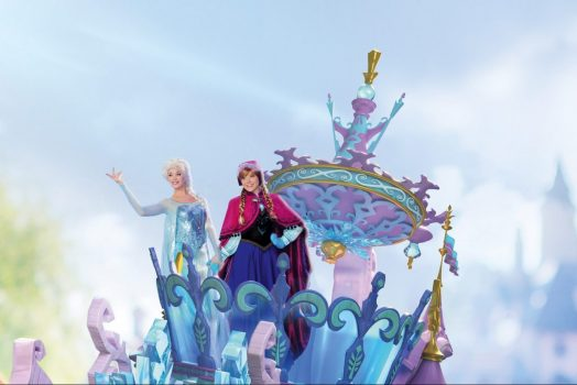 Disney Stars on Parade ©Disney
