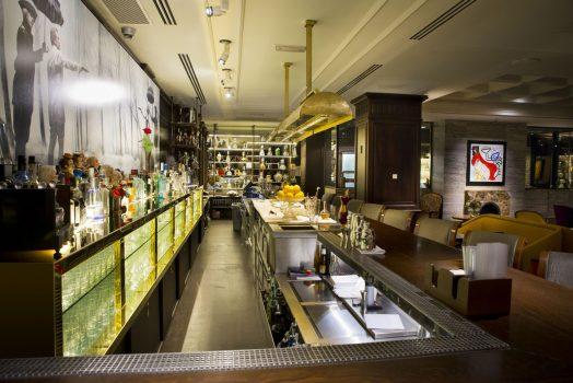 Dry Martini Bar at The Melia White House Hotel