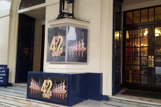 42nd Street at Drury Lane