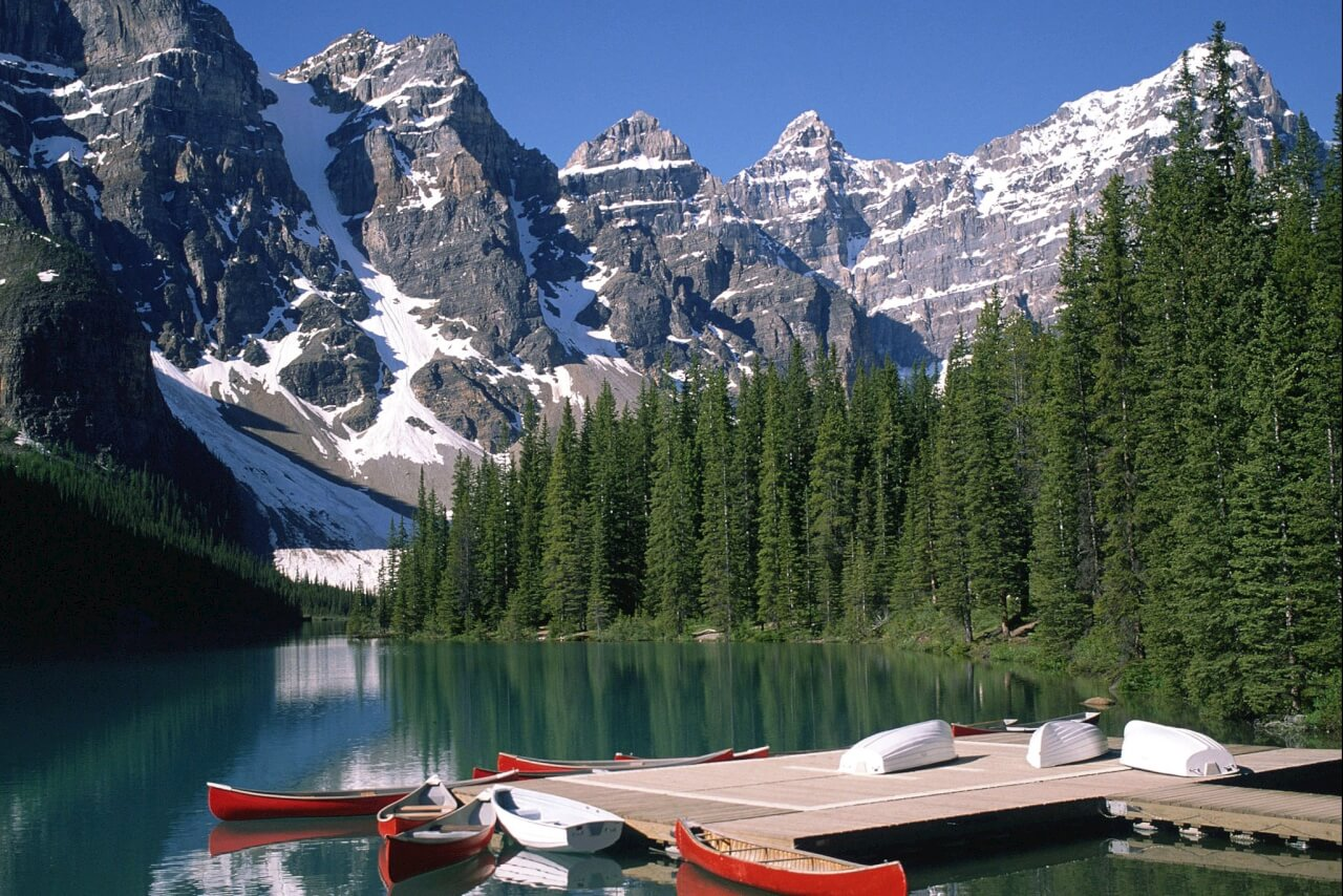 Canada The Rockies Tour Greatdays Group Travel