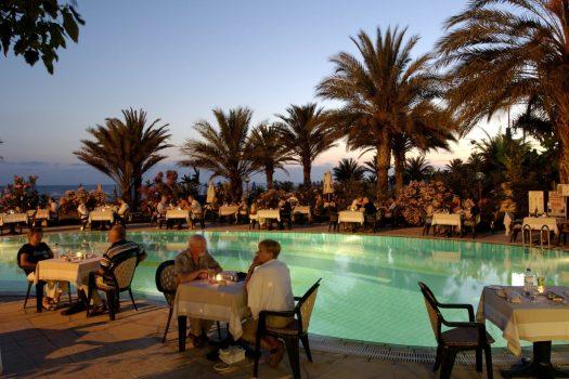 Athena Beach Hotel - BBQ