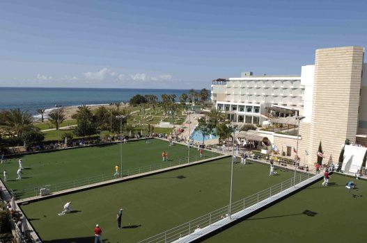 Athena Beach Hotel - Bowling Greens