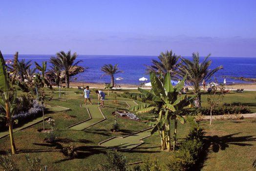 Athena Beach Hotel - Mini Golf