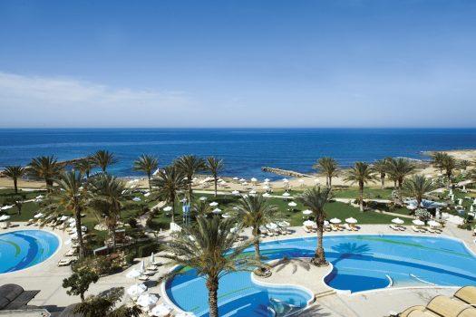 Athena Beach Hotel - Pool Sea View
