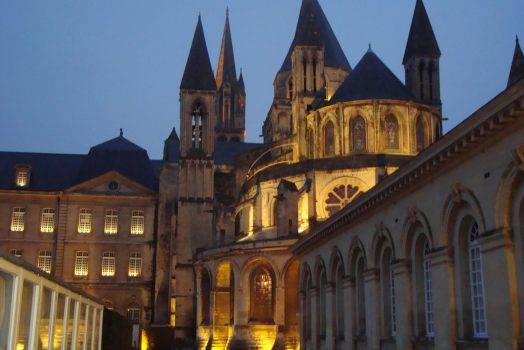 Abbey of Saint-Étienne, Caen