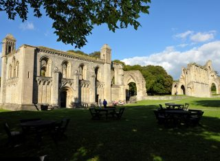 Glastonbury Abbey ©glastonburyabbey.com