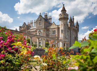 Abbotsford, Scotland – Home of Sir Walter Scott - House & Gardens