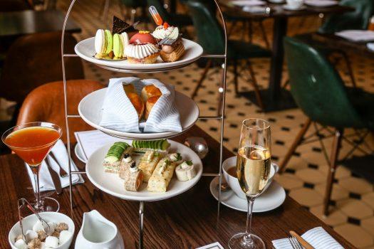 Afternoon Tea © Royal Albert Hall