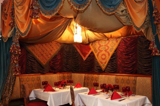Agrabah Cafe ©Disney