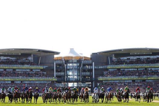 Aintree, The Jockey Club