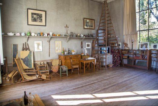 France, Provence, Aix-en-Provence, Cezanne's workshop, Cezanne, artist, © Sophie Spiteri
