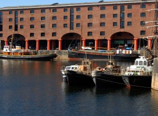 Albert Dock ©Courtesy of Visit Liverpool, British Isles Heritage