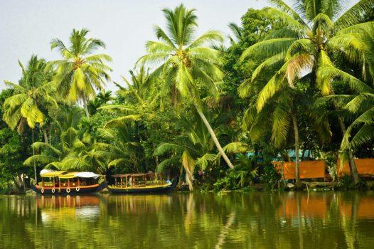 Alleppey, Backwaters-Kochi