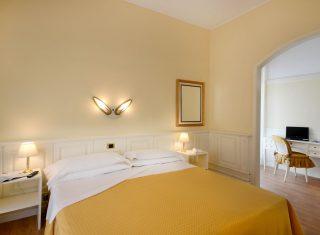 Double Room, Grand Ambasciatori Hotel