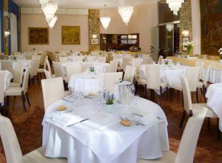 Restaurant, Grand Ambasciatori Hotel