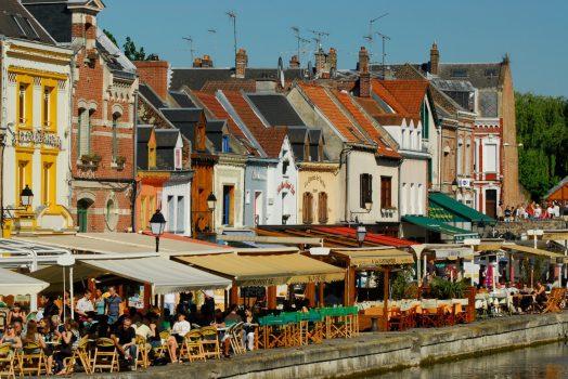 France, Picardy, Amiens St Leu, Somme Battlefields, Group Travel, ©ADRT80-FLeonardi