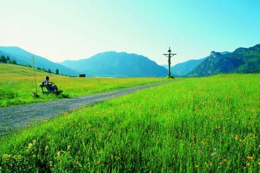 Germany, Bavaria, Ammergau Alps, Walking, Hiking, Rambling, Group Travel, © Ammergauer Alpen GmbH, Oberammergau Tourismus