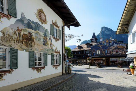 Germany, Bavaria, Ammergau Alps, Walking, Hiking, Rambling, Group Travel, oberammergau, © www.zugspitz-region Fotograf Wolfgang Ehn