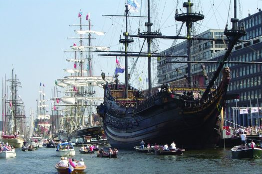 Amsterdam, Netherlands, Holland - SAIL - Tall Ships (02) © NBTC