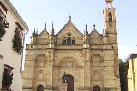 Colegita de Santa Maria Antequera Spain