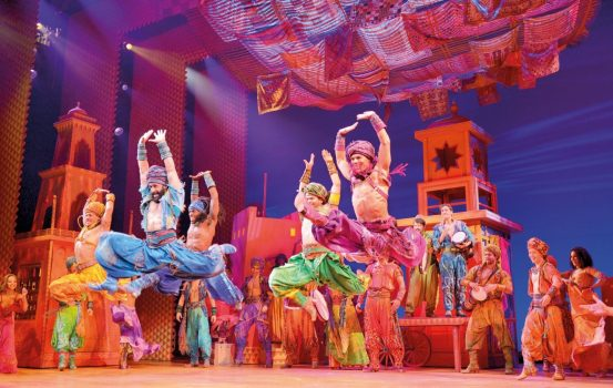 Disney Theatrical Productions under the direction of Thomas Schumacher presents Aladdin, the new musical ©Photo by Deen van Meer