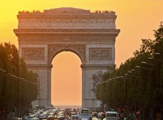 Arc de Triomphe © Paris tourist office photographer Jacques Lebar