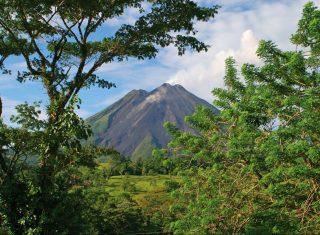 Arenal Volcano, Costa Rica NCN