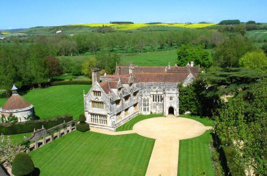 Athelhampton House, Dorchester, Dorset