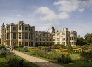 Audley End house and Gardens ©English Heritage