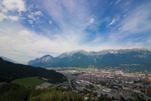Austria - Tyrol - Innsbruck © PT Wilding